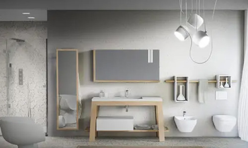 The brand pattern is reversed, and the smartsanitary ware is developing